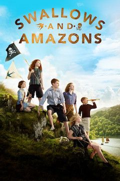 Swallows and Amazons movie poster.