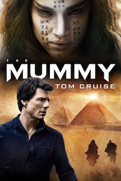 The Mummy movie poster.