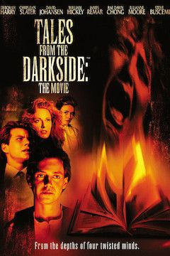 Poster for the movie Tales From the Darkside: The Movie