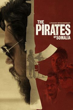 The Pirates of Somalia movie poster.