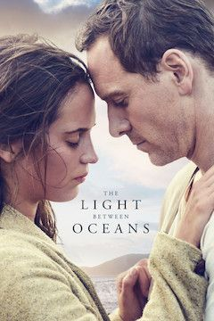 The Light Between Oceans movie poster.