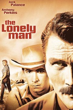The Lonely Man movie poster.