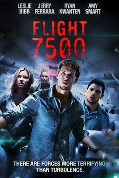Flight 7500 movie poster.