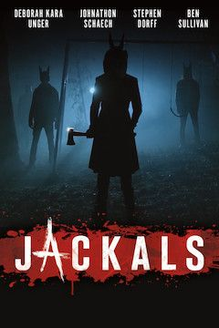 Poster for the movie Jackals