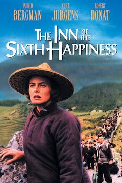 Inn of the Sixth Happiness movie poster.