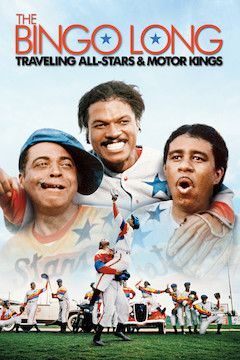 The Bingo Long Traveling All-Stars and Motor Kings movie poster.