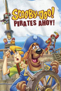 Scooby-Doo: Pirates Ahoy movie poster.