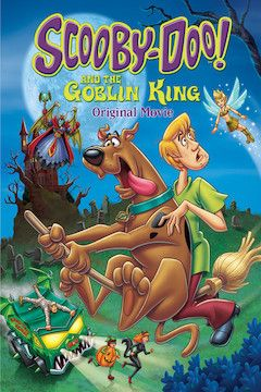 Scooby Doo and the Goblin King movie poster.