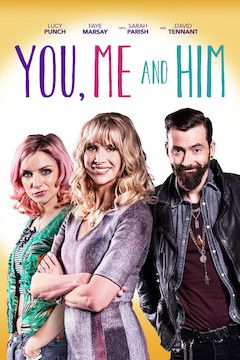 You, Me and Him movie poster.