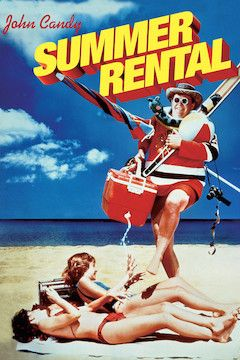 Poster for the movie Summer Rental