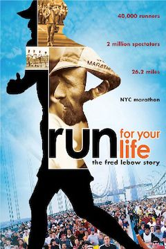 Run for Your Life movie poster.
