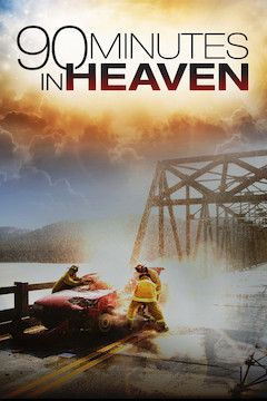 90 Minutes in Heaven movie poster.