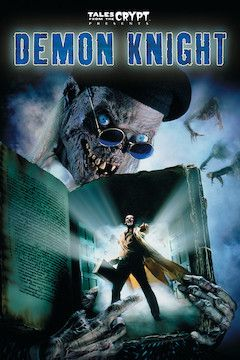 Tales From the Crypt: Demon Knight movie poster.