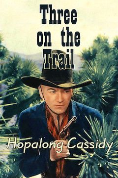 Three on the Trail movie poster.