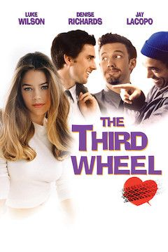 Poster for the movie The Third Wheel