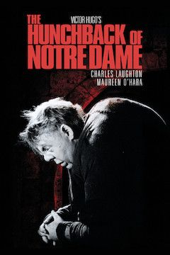 The Hunchback of Notre Dame movie poster.