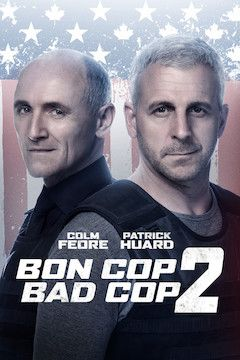 Poster for the movie Bon Cop Bad Cop 2