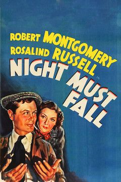 Poster for the movie Night Must Fall
