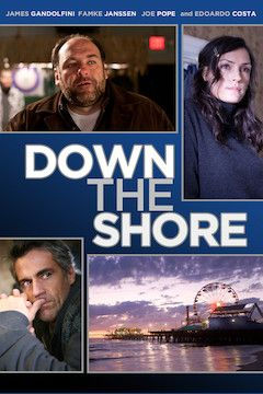 Down the Shore movie poster.