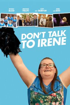 Poster for the movie Don't Talk to Irene