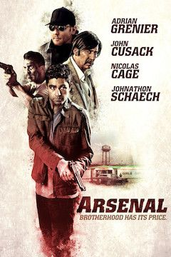 Arsenal movie poster.