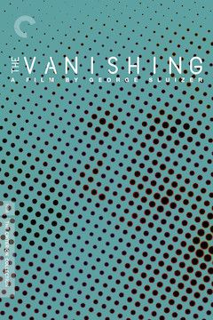 The Vanishing movie poster.