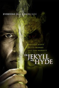 Dr. Jekyll and Mr. Hyde movie poster.