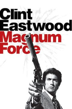 Magnum Force movie poster.