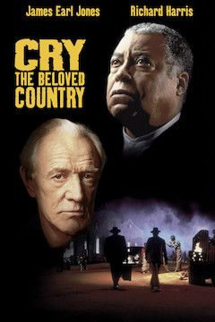 Cry, the Beloved Country movie poster.