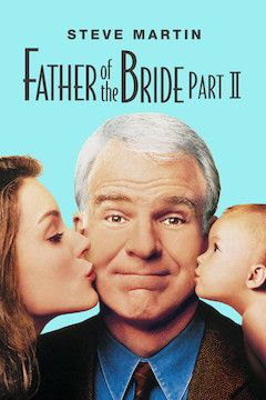 Father of the Bride: Part II movie poster.
