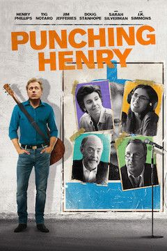 Punching Henry movie poster.