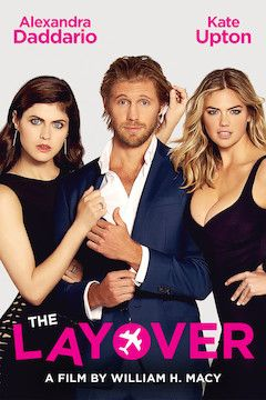 The Layover movie poster.