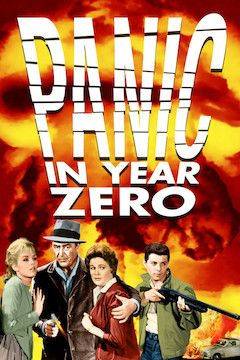 Panic in the Year Zero! movie poster.