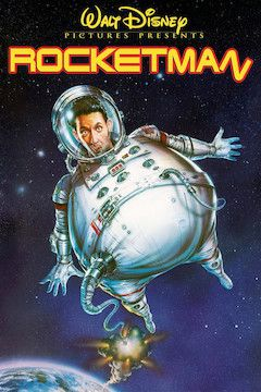 Poster for the movie Rocket Man