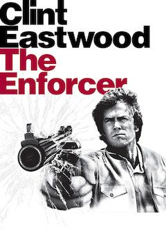 The Enforcer movie poster.