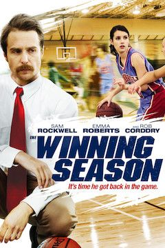 The Winning Season movie poster.
