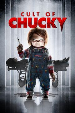 Cult of Chucky movie poster.