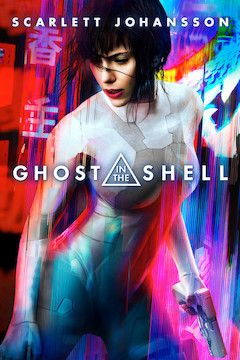 Poster for the movie Ghost in the Shell
