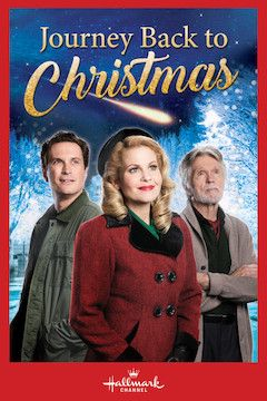Poster for the movie Journey Back to Christmas