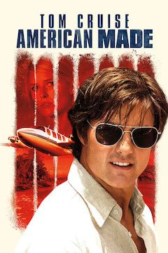 American Made movie poster.