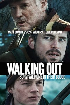 Walking Out movie poster.