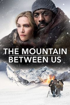 The Mountain Between Us movie poster.
