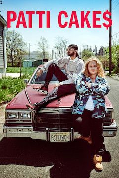 Patti Cake$ movie poster.