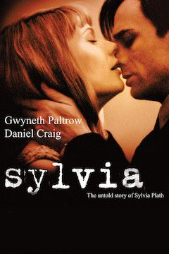 Poster for the movie Sylvia