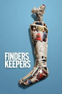 Finder's Keepers movie poster.
