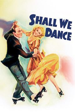Shall We Dance? movie poster.