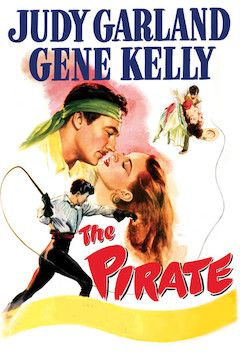 The Pirate movie poster.