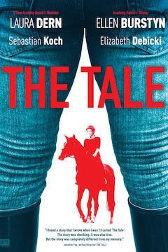 The Tale movie poster.