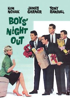 Boys' Night Out movie poster.