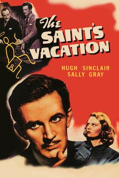 The Saint's Vacation movie poster.